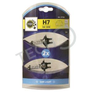 Set avtomobilskih žarnic H7