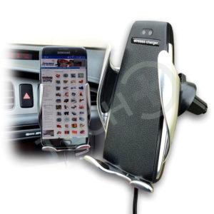 Nosilec in Brezžični polnilec mobitela