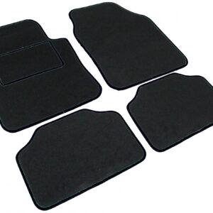 avtomobilska preproga Road tekstil, črna