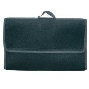 Večnamenska torba Velur, črna